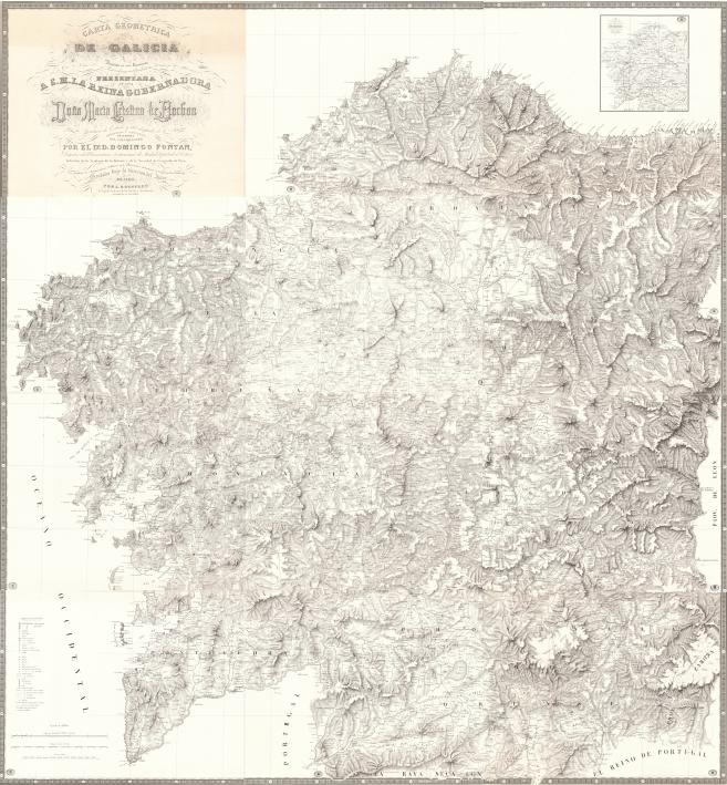 Mapa Fontán