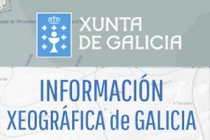 Xunta de Galicia. Información Xeográfica